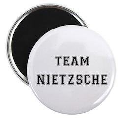 """Team Nietzsche 2.25"""" Magnet (100 pack)"""
