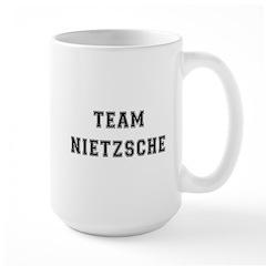 Team Nietzsche Large Mug