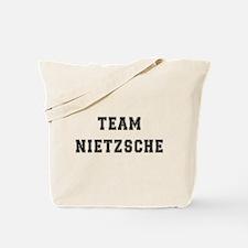 Team Nietzsche Tote Bag