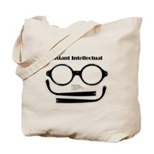 Instant Intellectual Tote Bag