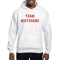 Team Nietzsche Hoodie