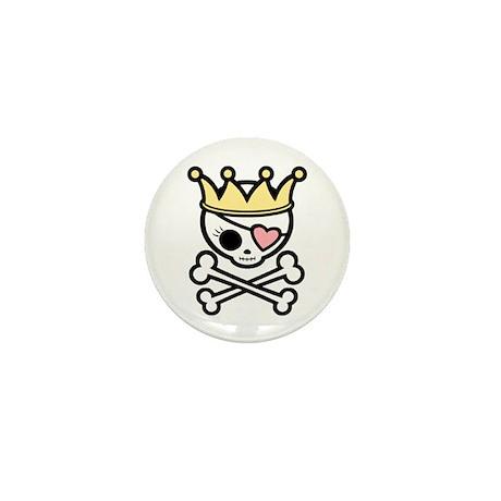 Molly Princess I Mini Button (10 pack)