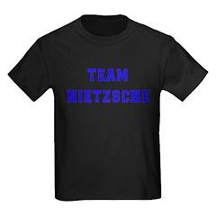 Team Nietzsche Kids Dark T-Shirt