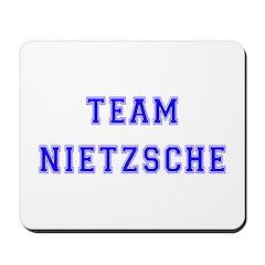 Team Nietzsche Mousepad