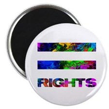 EQUAL RIGHTS - Magnet