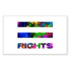 EQUAL RIGHTS - Decal