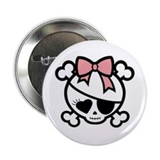 """Molly Love 2.25"""" Button (100 pack)"""