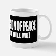 Islam Religion of Peace Mug