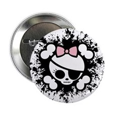 "Molly Splat 2.25"" Button"