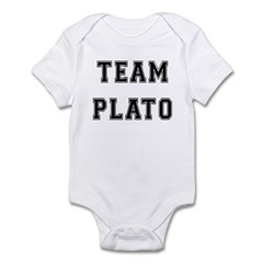 Team Plato Infant Bodysuit