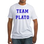 Team Plato Fitted T-Shirt