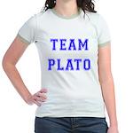 Team Plato Jr. Ringer T-Shirt