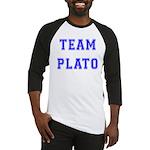 Team Plato Baseball Jersey