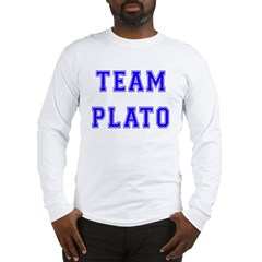 Team Plato Long Sleeve T-Shirt
