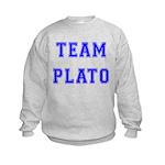 Team Plato Kids Sweatshirt