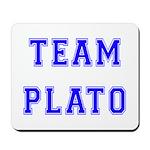 Team Plato Mousepad