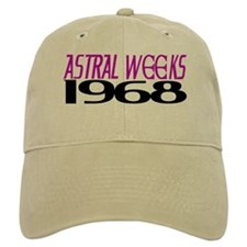 ASTRAL WEEKS 1968 Baseball Cap