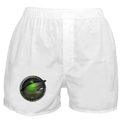 Official UFO Hunter Boxer Shorts