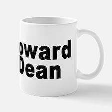 I Love Howard Dean Mug
