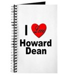 I Love Howard Dean Journal