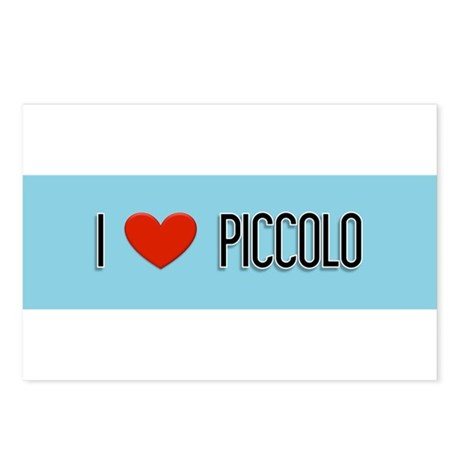 Piccolo Gift Postcards (Package of 8)