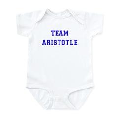 Team Aristotle Infant Bodysuit