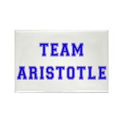 Team Aristotle Rectangle Magnet (10 pack)