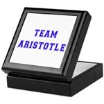 Team Aristotle Keepsake Box