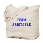 Team Aristotle Tote Bag