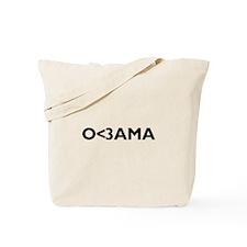O<3AMA Tote Bag