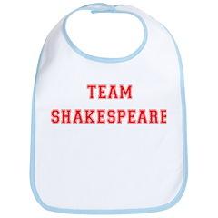 Team Shakespeare Bib