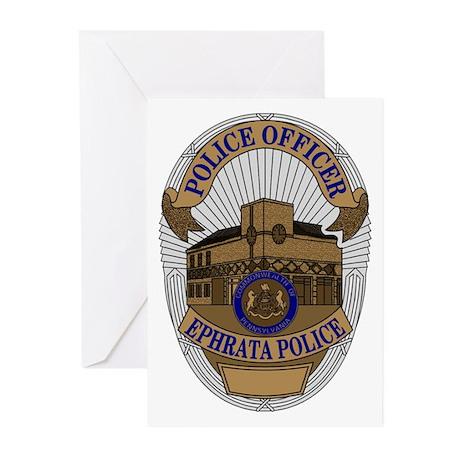 Ephrata Police Greeting Cards (Pk of 10)