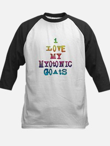 Myotonic Kids Baseball Jersey