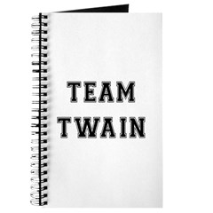 Team Twain Journal