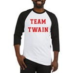 Team Twain Baseball Jersey