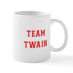 Team Twain Mug