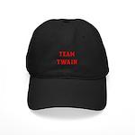 Team Twain Black Cap