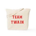 Team Twain Tote Bag