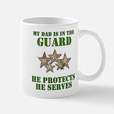 National Guard Dad Mug