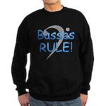 Basses Rule! Sweatshirt (dark)