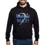 Basses Rule! Hoodie (dark)