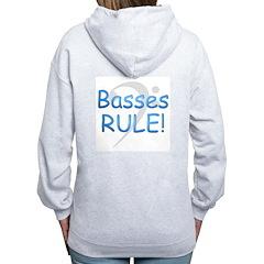Basses Rule! Zip Hoodie