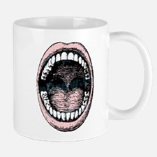 open wide Mug