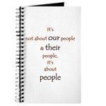 It's About People Journal