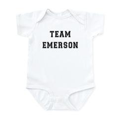 Team Emerson Infant Bodysuit