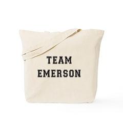 Team Emerson Tote Bag