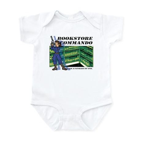 """Commando"" Infant Creeper"