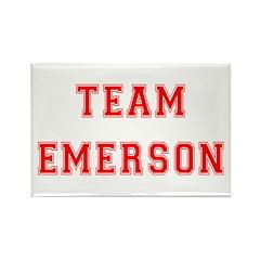 Team Emerson Rectangle Magnet
