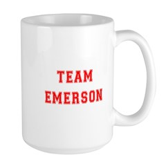 Team Emerson Large Mug