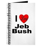 I Love Jeb Bush Journal